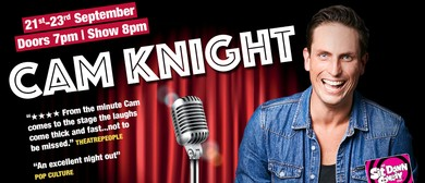 Stand Up Comedy With Cam Knight