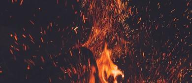 Burning of The Canes Bonfire Night
