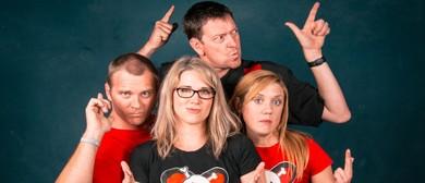 The Big Hoo-Haa – Improv Comedy
