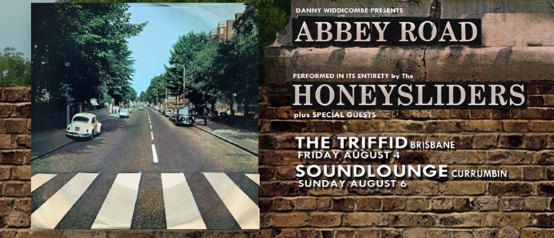 The Beatles' Abbey Road Played By the Honey Sliders