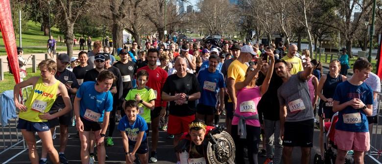 YMCA Father's Day Fun Run