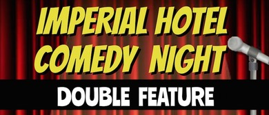 Comedy Night With Dusty Rich and Mark McConville