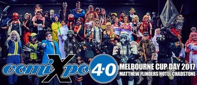 ComiXpo 4.0 – Comics Expo Australia