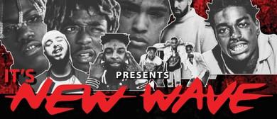 It's New Wave – Hip Hop/Rap Event