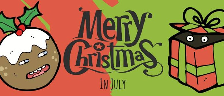 Christmas In July Santa Clipart.Secret Santa Christmas In July Adelaide Eventfinda