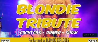 Blondie Tribute Cocktails and Dinner Show