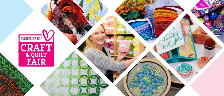 Melbourne Craft and Quilt Fair
