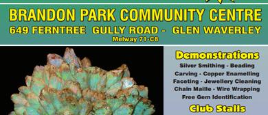 Annual Waverley Gem Club Exhibition