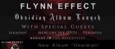 Flynn Effect – Obsidian Album Launch