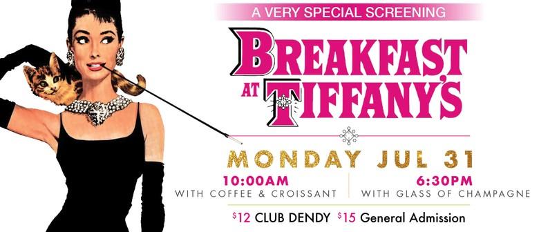 Breakfast At Tiffany's Screenings