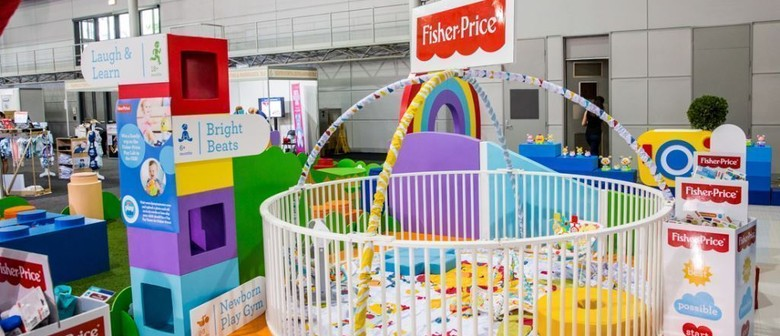 Kids Put Toys to Test At Fisher Price Pop-up Play Lab