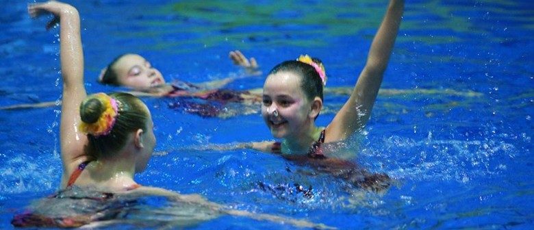 Come and Try Synchronised Swimming