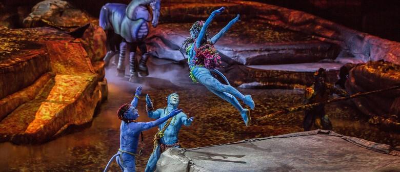 Cirque Du Soleil Toruk – The First Flight