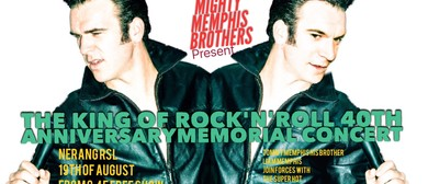 The Mighty Memphis Brothers and The Tremors