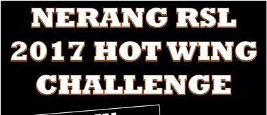 Hot Wing Eating Contest