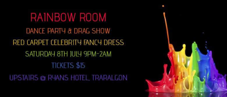 Rainbow Room – Celebrity Red Carpet Night