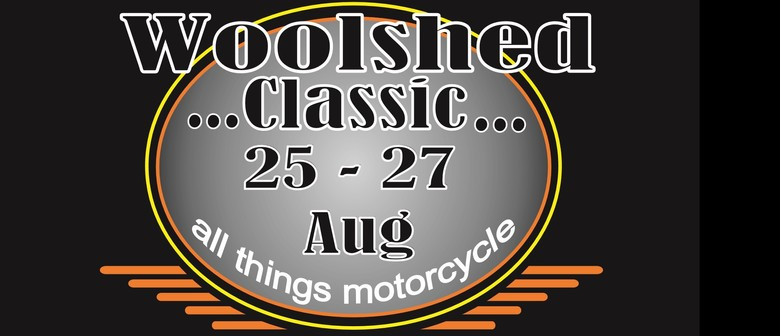 The Woolshed Classic Bike Rally