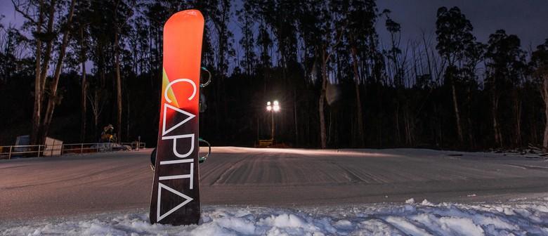 Night Ski and Ride