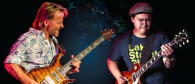Geoff Achison and Justin Yap Band