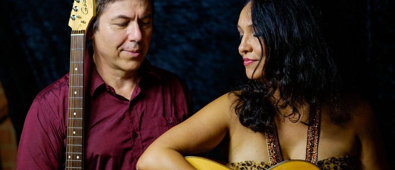 Anna Salleh and Guy Strazz – Journey to The Heart of Brazil