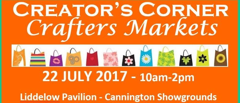 Creator's Corner Crafters Market