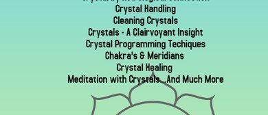 Crystals & Pendulums Course ( Level 1)