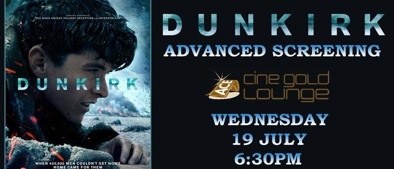 Advanced Screening of Dunkirk