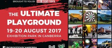 Big Boys Toys – The Ultimate Playground