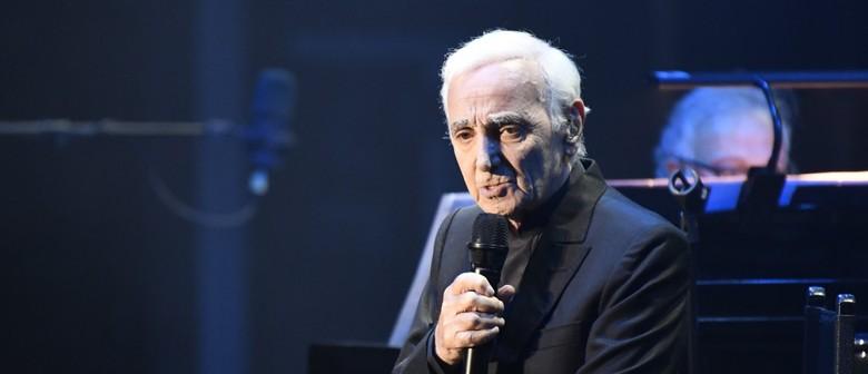 Charles Aznavour –World Farewell Tour