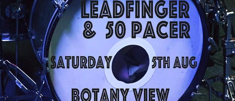 Leadfinger + 50 Pacer