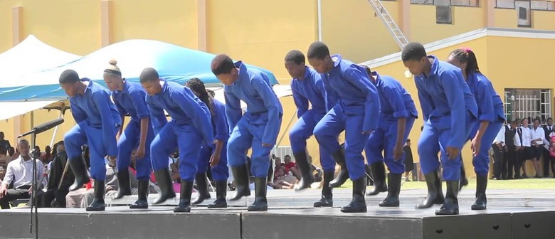 Gumboot Dance Workshop and Performance