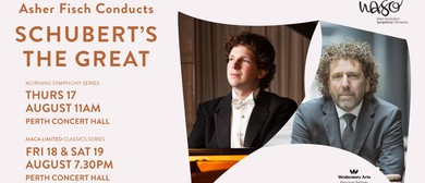 Asher Fisch Conducts Schubert's the Great