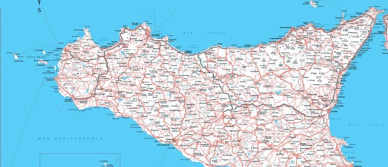 Sicily: A Mosaic of Stories – Talk No. 3. Land of Destinati