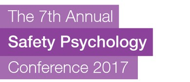The 7th Annual Safety Psychology Conference 2017
