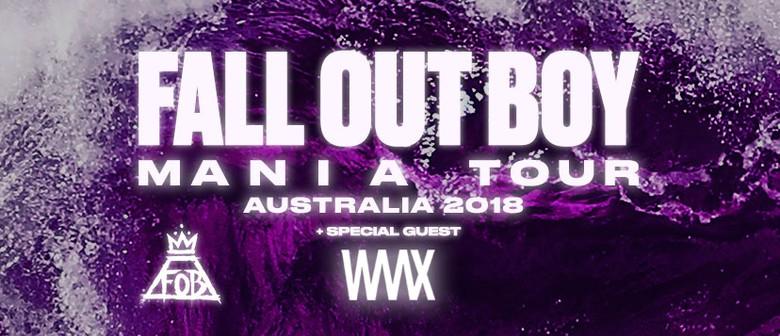 Fall Out Boy – Mania Tour