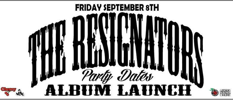 The Resignators Album Launch