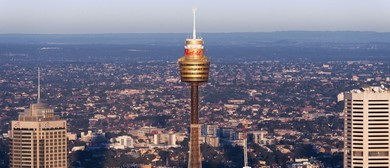 2017 Sydney Tower Stair Challenge
