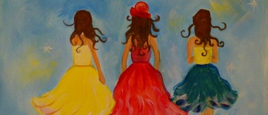Social Painting Class - Doncaster