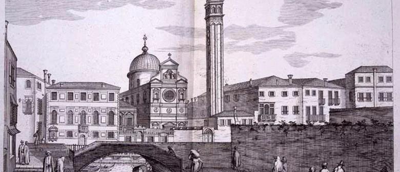 Greeks of Venice, 1498‒1600 By Ersie Burke – Book Launch