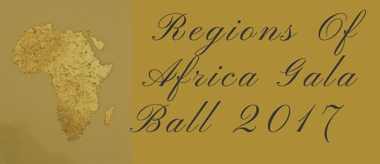 Regions Of Africa Gala Ball