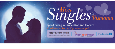 Launceston 30 - 40 Speed Dating