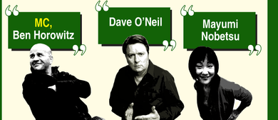 Stand-Up With Dave O'Neil and Graduates
