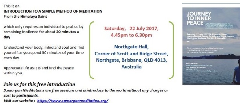 Introduction to Samarpan Meditation