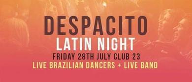 Despacito Latin Night