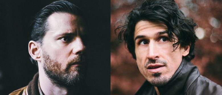 Ben Mastwyk & Jed Rowe: Double Album Launch