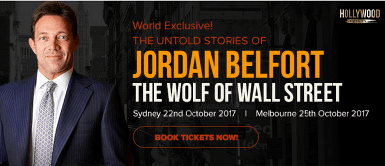 The Untold Stories of Jordan Belfort – Wolf of Wall Street