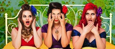 Babushka – I Can Keep a Secret – Comedy Cabaret