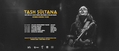 Tash Sultana Homecoming Tour