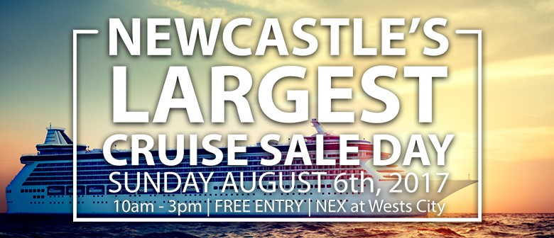 Cruise Sale Day