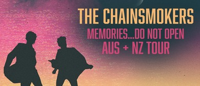 The Chainsmokers – Memories…Do Not Open Tour